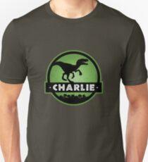 Velociraptor Squad: Charlie Team T-Shirt
