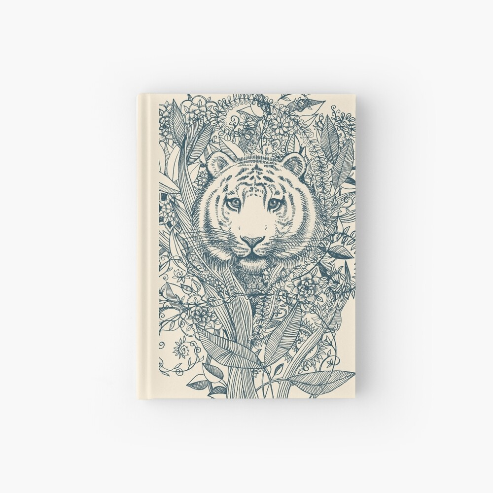 Tiger Tangle Notizbuch