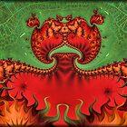 Red Alien ... von Roz Rayner-Rix