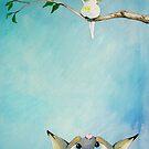 Bird Love by jpoese