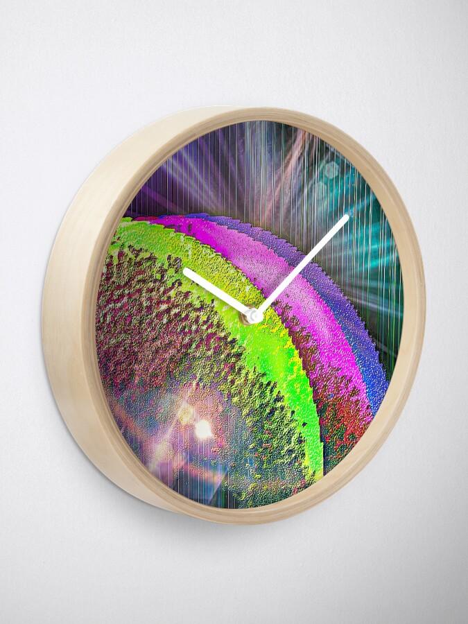 Vista alternativa de Reloj Nuestra conexion