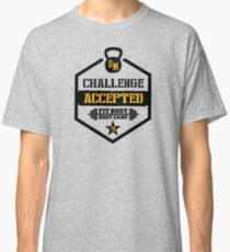 San Marcos - Challenge Accepted Classic T-Shirt