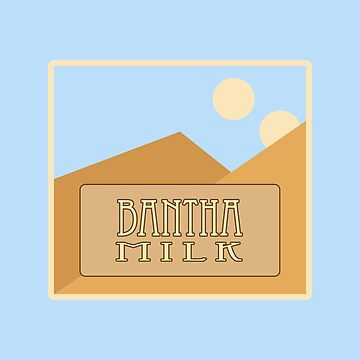 Fictional Brew - Bantha Milk by ladyjaye42