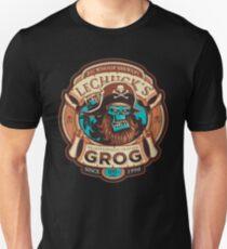 Ghost Pirate Grog - Affeninsel Craft Beer - Videospiel Slim Fit T-Shirt