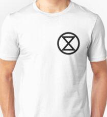 Extinction Rebellion Official Slim Fit T-Shirt