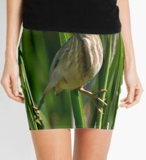 Least Bittern Mini Skirt