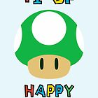 Happy Birthday - one UP by husavendaczek