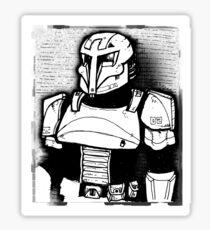 Concept Trooper Sticker