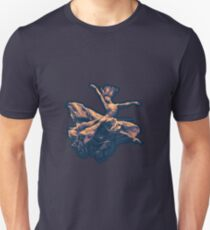 Dancing Girl Unisex T-Shirt