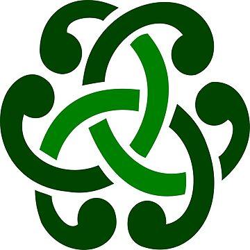 #Celtic #family #symbol  #CelticSymbol  by znamenski