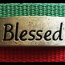 Rasta Blessed Medal & Patch by LionTuff79