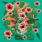 Aloha! by EmeraldSora