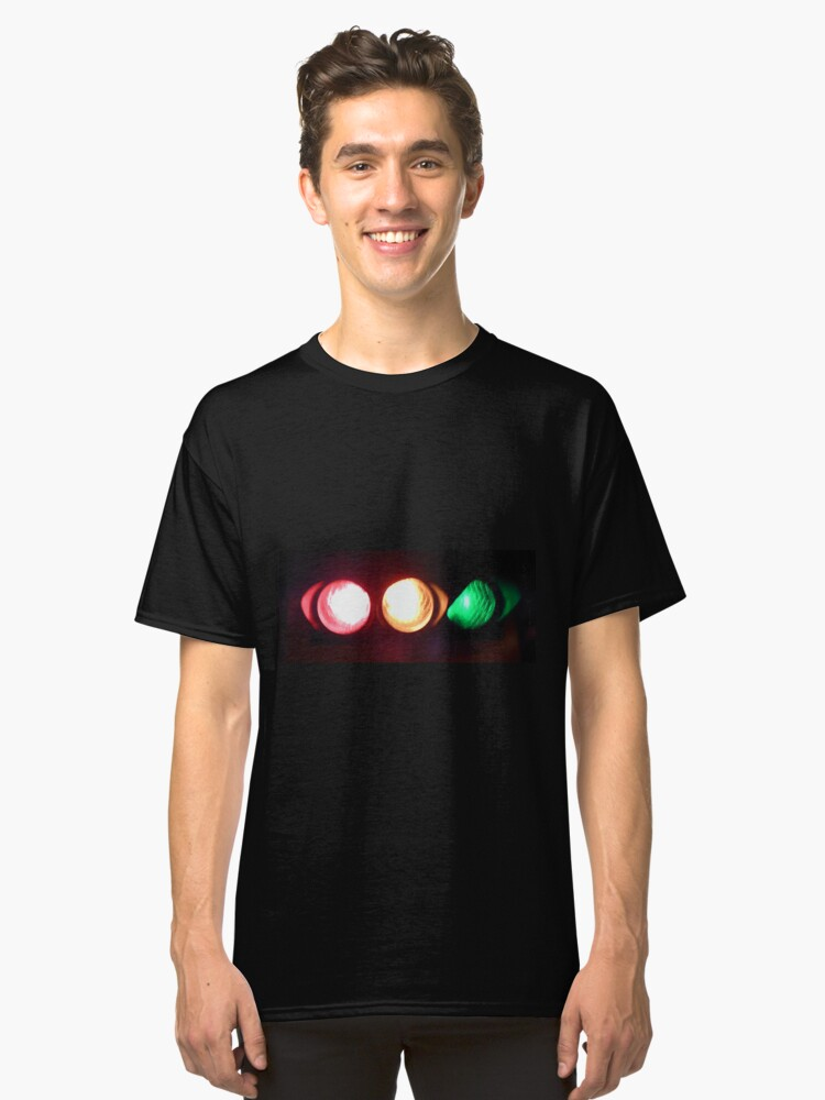 Choosing the right site? Classic T-Shirt Front