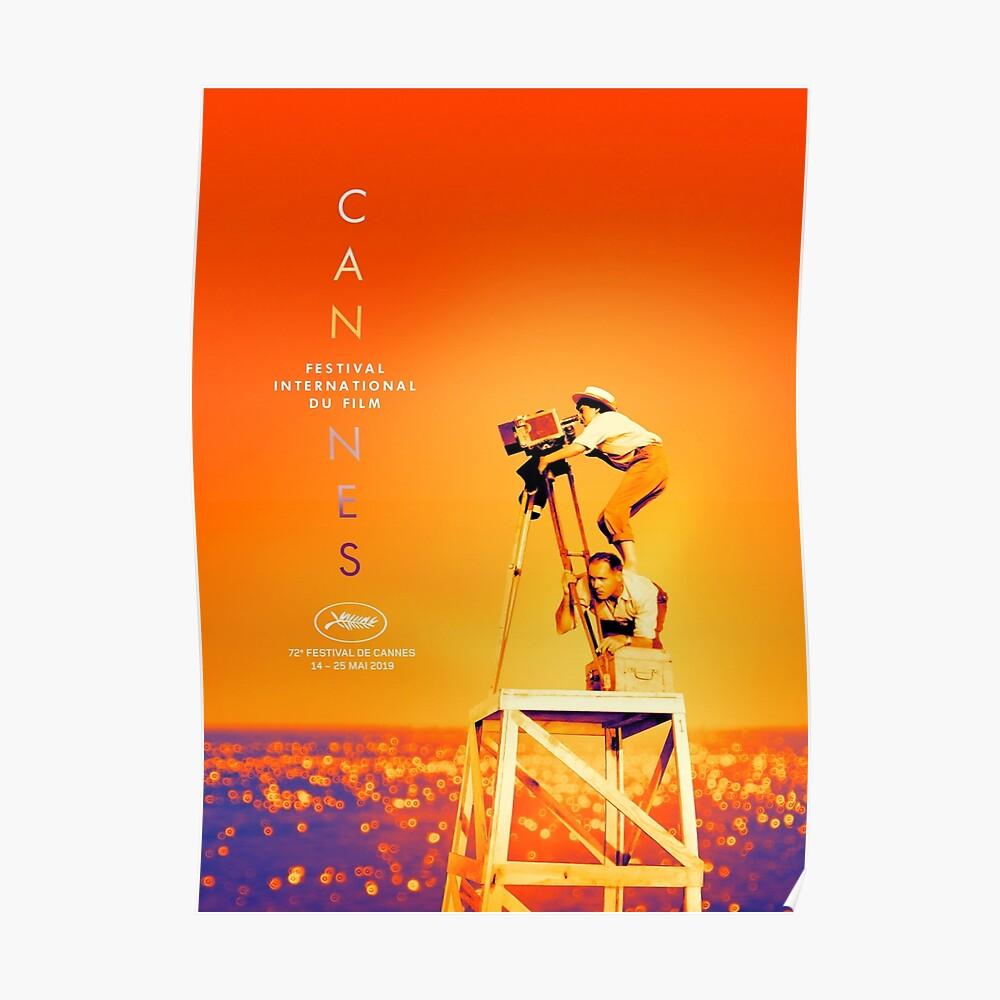 Cannes Film Festival, 72. (2019) ⛔ HQ-Qualität Poster
