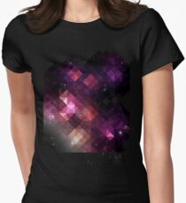 Space Women's Fitted T-Shirt