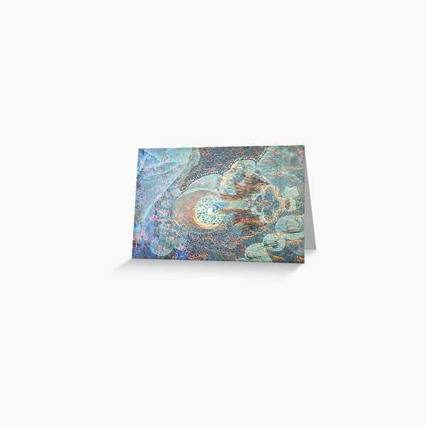 Wings of Knowledge Greeting Card