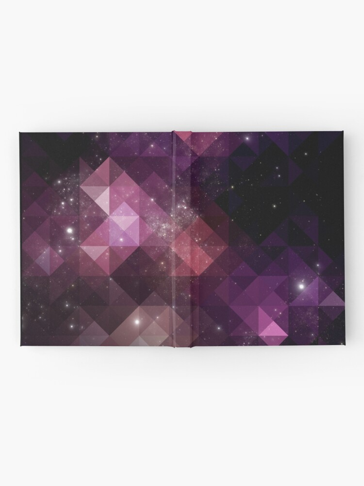 Alternate view of Space Hardcover Journal