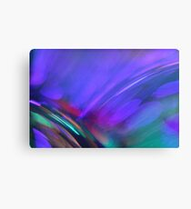 The Beauty of Smudges Canvas Print