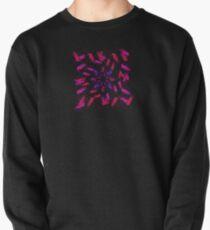 Spider fly Flower 2 Pullover Sweatshirt