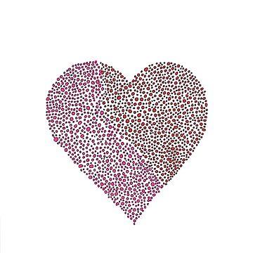 Red Heart  by ElizabethGPDX