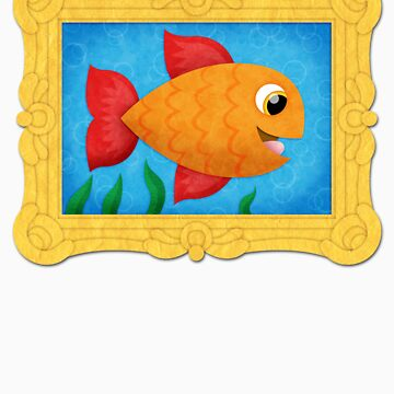 Fish in a Frame! by orangepeel