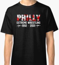 ECW Philly Tribute T - Shirt Classic T-Shirt