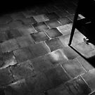 Shadows on a kitchen floor #1 by ragman
