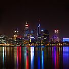 The colour of Perth: by Lydia Griffiths