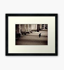 OnePhotoPerDay Series: 182 by L. Framed Print