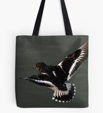 Flight Of The Turnstone Tote Bag