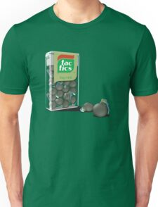 Strong mints. Unisex T-Shirt