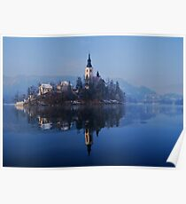 Pilgrimage Church of the Assumption of Mary Poster