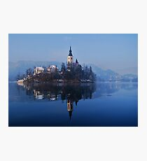 Pilgrimage Church of the Assumption of Mary Photographic Print