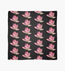 Pink Lotus Flower Scarf