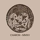 Charon-Skizze von Hinterlund