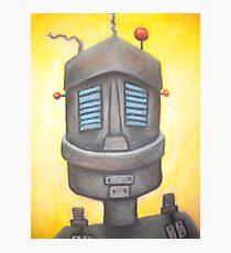 Robot portrait  Photographic Print