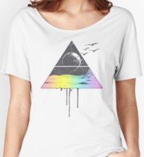 Camiseta ancha para mujer Respirar
