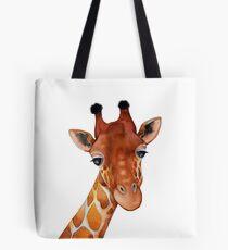 Giraffe Aquarell Tasche