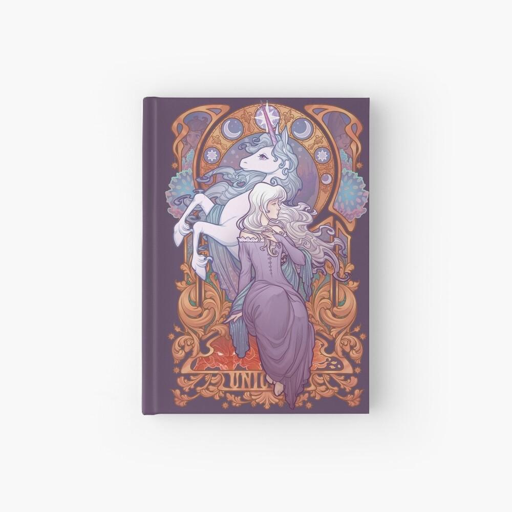 Lady Amalthea - The Last Unicorn Hardcover Journal