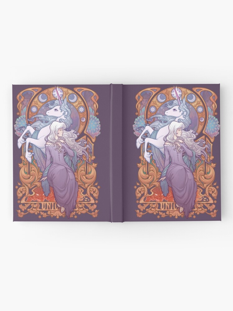 Alternate view of Lady Amalthea - The Last Unicorn Hardcover Journal