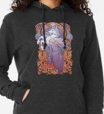 Lady Amalthea - La Dernière Licorne Sweat à capuche léger