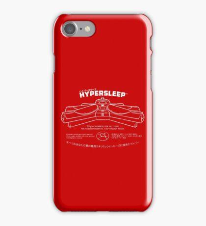 Hypersleep iPhone Case/Skin