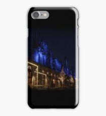 Blue Stacks HDR iPhone Case/Skin