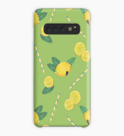 lemonade_green Case/Skin for Samsung Galaxy
