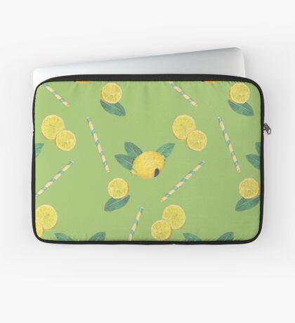 lemonade_green Laptop Sleeve