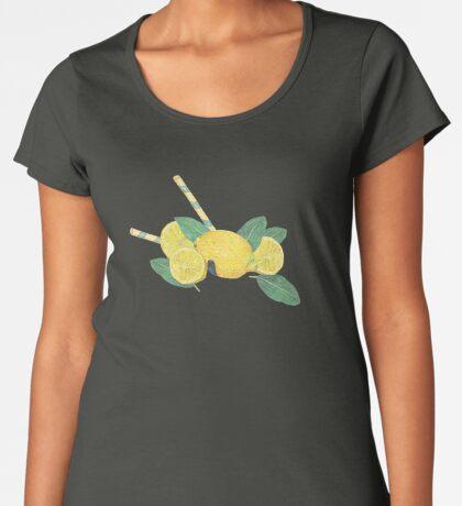 lemonade_green Premium Scoop T-Shirt