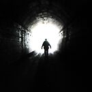 Dark Tunnel by DeePhoto