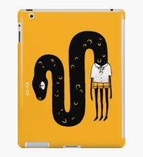 the discrete charm of swallowing your own tail iPad Case/Skin