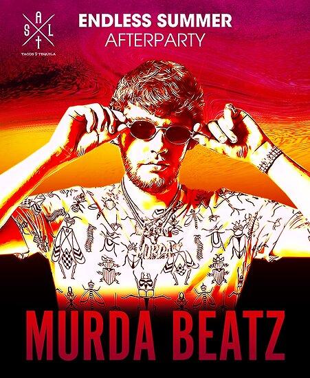 Murda Beatz New Custom Art Poster Print Wall Decor