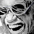 """RAY CHARLES""...unfinished by Willow Wyles"